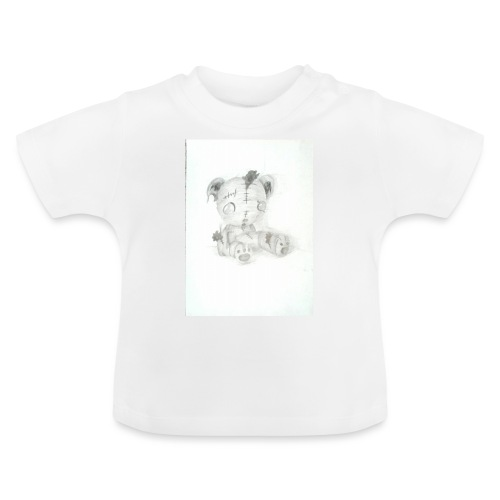 Broken teddybear - Baby T-shirt