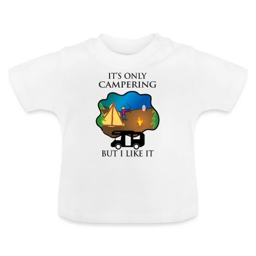 To tylko campering, ale to lubię - Koszulka niemowlęca