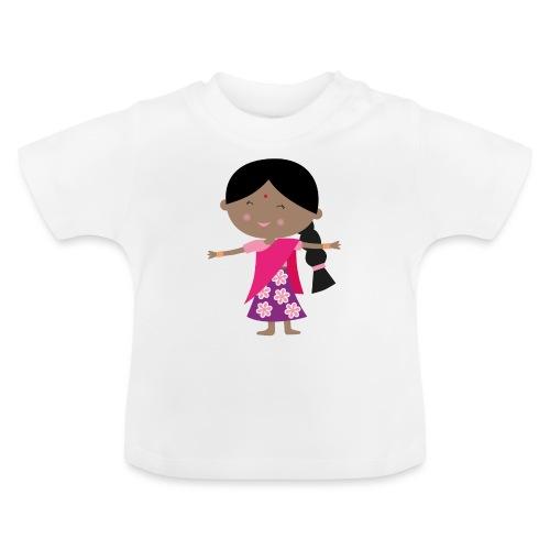 Happy Meitlis - Indien - Baby T-Shirt