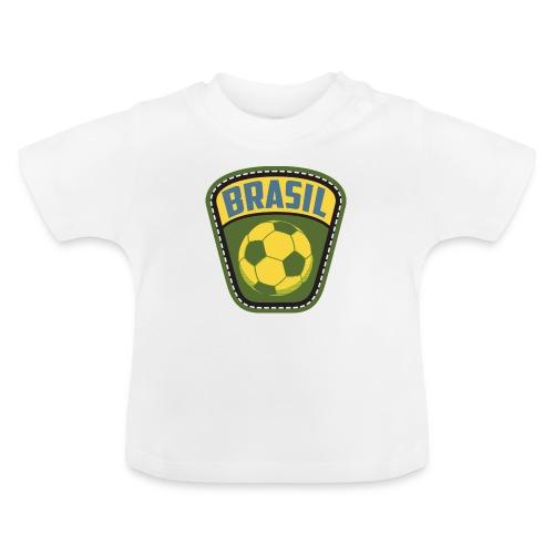 Bola Brasil - Baby T-Shirt