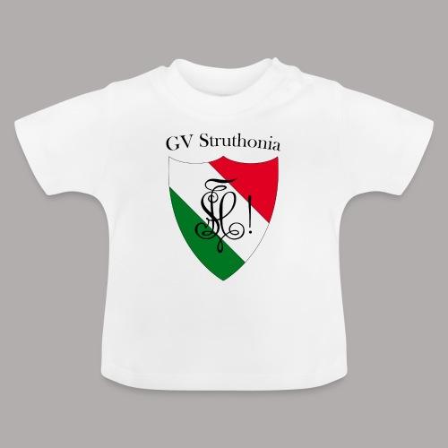 Wappen Struthonia (vorne) - Baby T-Shirt