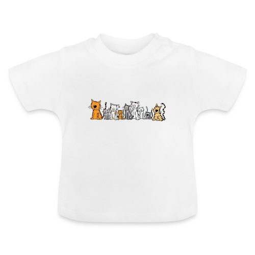 Cats & Cats - Baby T-shirt