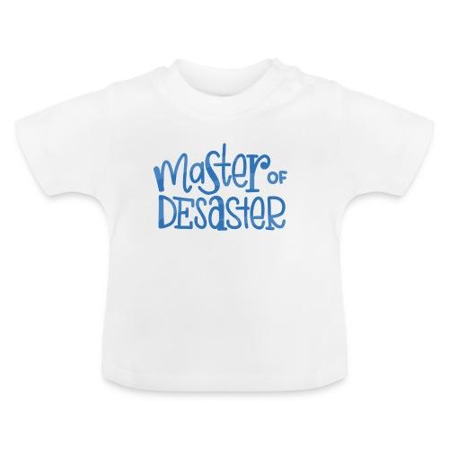 master of desaster - Baby T-Shirt