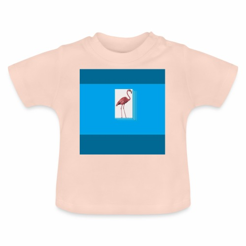 Flamingoscotteri - Maglietta per neonato