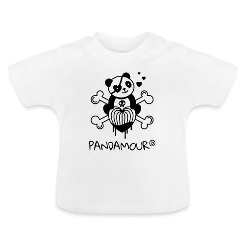 PANDAMOUR - T-shirt Bébé