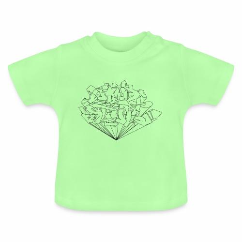 wild style ver01 Trick Aod - Baby T-shirt