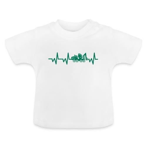 Forst | Herzschlag - Baby T-Shirt