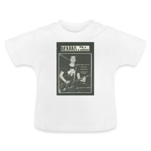 Svart Dr Krall - Baby-T-shirt