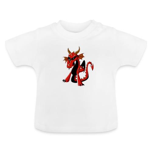 IGNIS IL DRAGO TOSTO - Maglietta per neonato