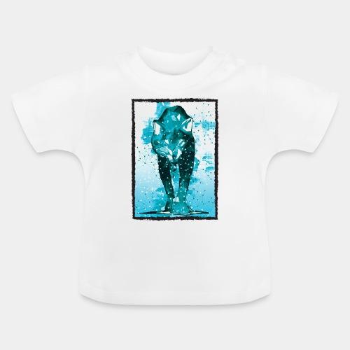 WOLF - Koszulka niemowlęca