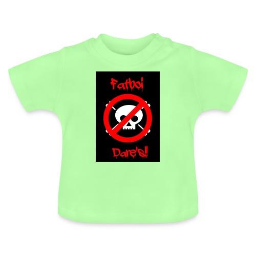 Fatboi Dares's logo - Baby T-Shirt