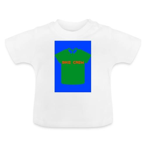 Bike Crew Merch (grün) - Baby T-Shirt