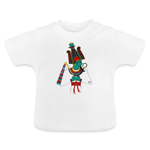 Osiris I altägyptische Gottheit - Baby T-Shirt