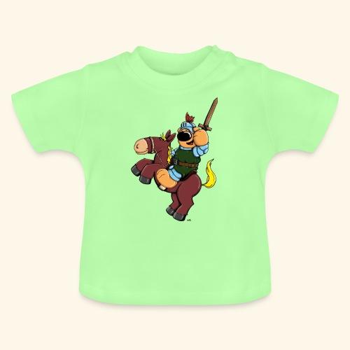 chris bears Ritterbär - Baby T-Shirt