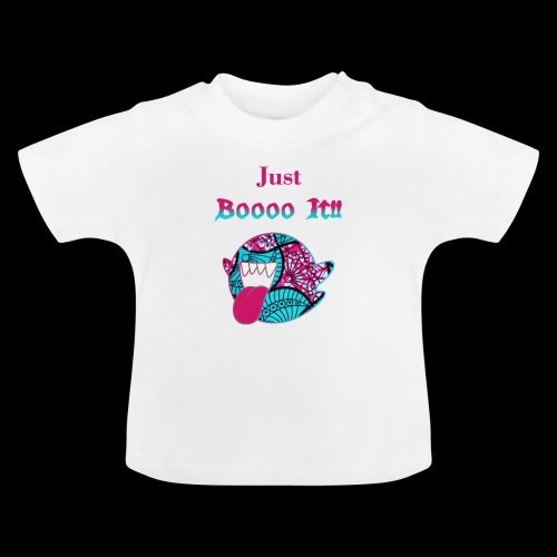 Just Boooo It : Pink Power !!! - T-shirt Bébé