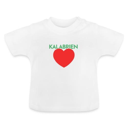 Disprocal TShirt Design Kalabrien Herz - Baby T-Shirt