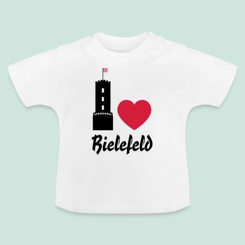 I love Bielefeld - Baby T-Shirt