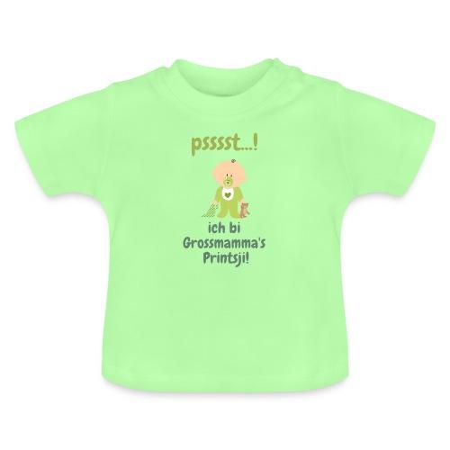 Grossmamma's Printsji - Baby T-Shirt
