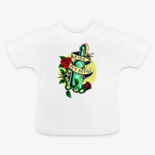 Eine Flasche Alkohol - Baby T-Shirt