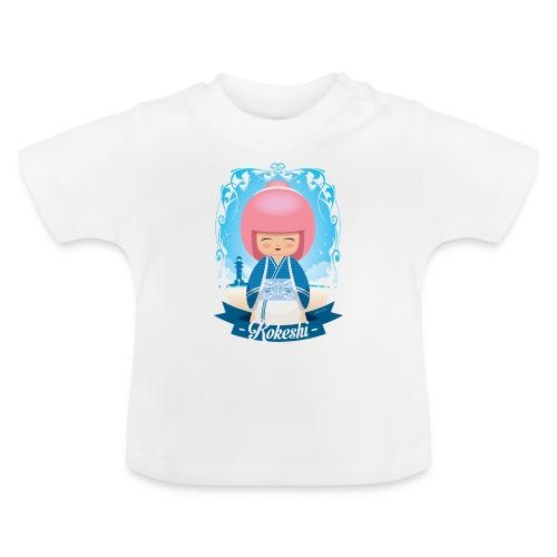 Kokeshi mod.4 - Baby T-Shirt