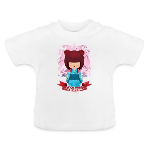 Kokeshi mod.2 - Baby T-Shirt