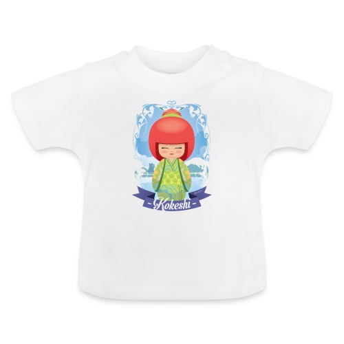 Kokeshi mod. 5 - Baby T-Shirt
