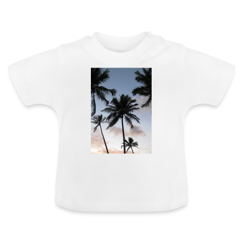PALMTREES DOMINICAN REP. - Baby T-shirt