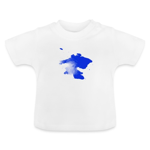 ink splatter - Baby T-Shirt