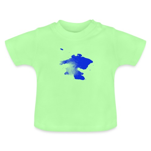 ink splatter - Baby T-Shirt