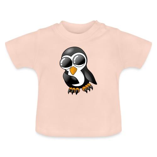 Pengu der keine Pinguin - Baby T-Shirt
