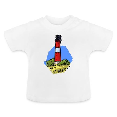 Leuchtturm Hörnum Sylt - Baby T-Shirt