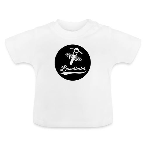 Motorrad Fahrer Shirt Boxerluder - Baby T-Shirt