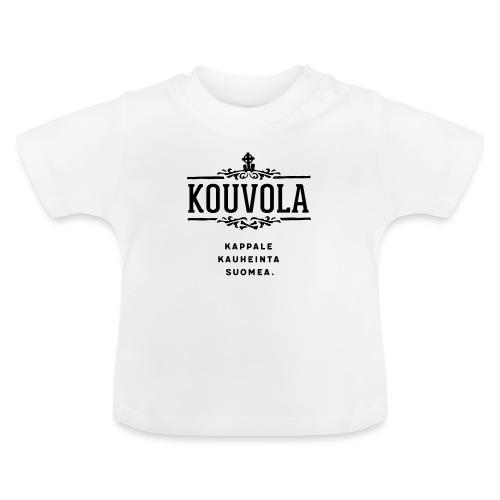Kouvola - Kappale kauheinta Suomea. - Vauvan t-paita