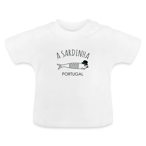 A Sardinha - Portugal - T-shirt Bébé
