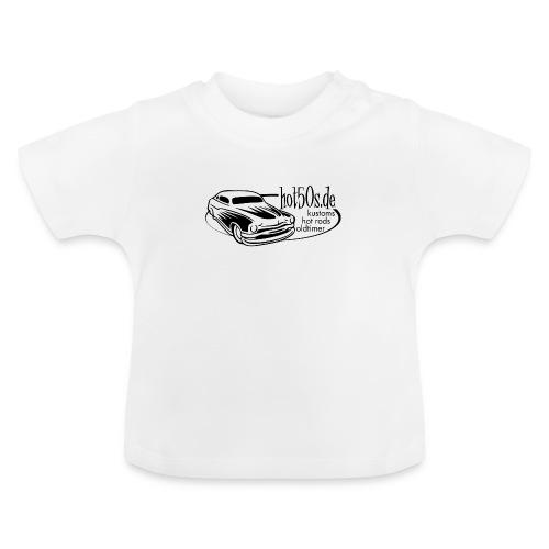 Hot50s Logo - Baby T-Shirt