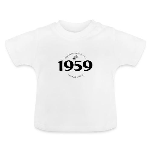 MVW 1959 sw - Baby T-Shirt