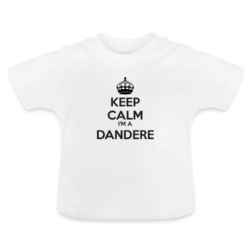 Dandere keep calm - Baby T-Shirt