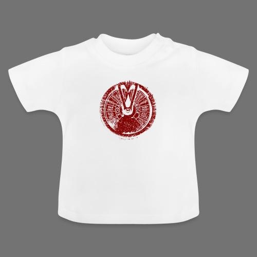 Maschinentelegraph (punainen oldstyle) - Vauvan t-paita