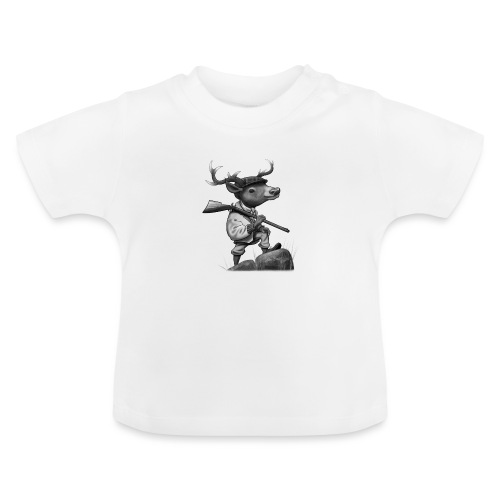 Deer Hunter - Baby T-Shirt