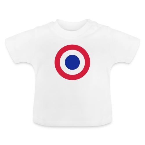 FFI Logo 2 manche - T-shirt Bébé