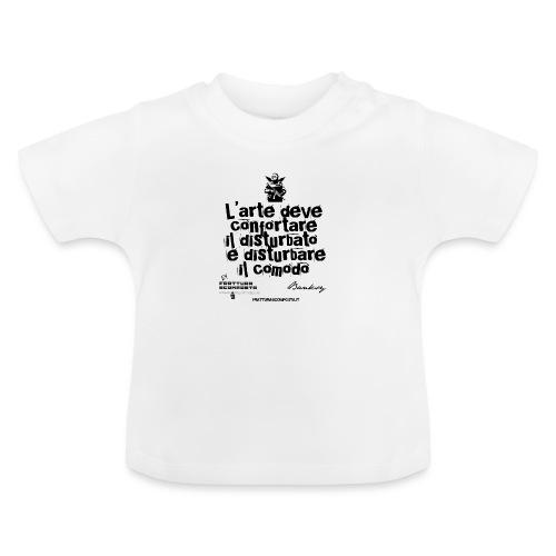 Aforisma Banksy - Maglietta per neonato