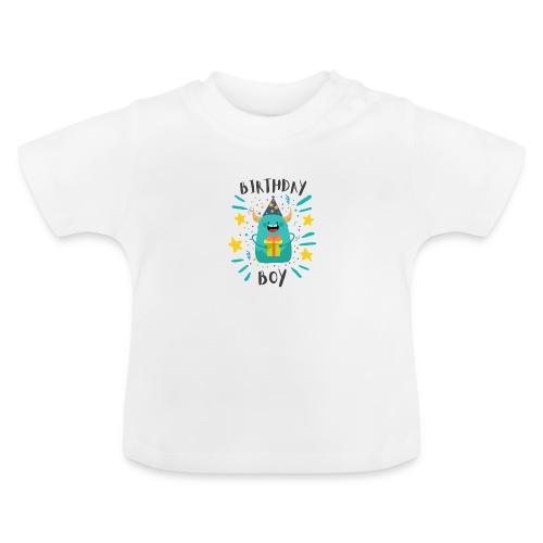 Geburtstagskind Junge - Baby T-Shirt