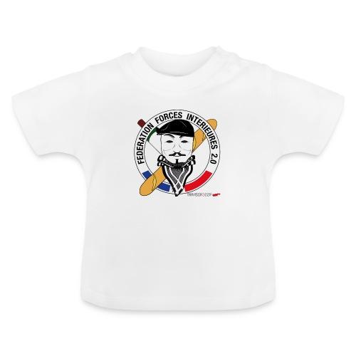 FFi Anonymous - T-shirt Bébé