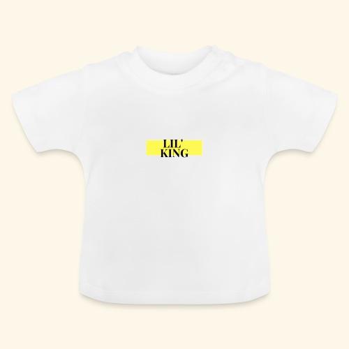 LIL KING - Camiseta bebé