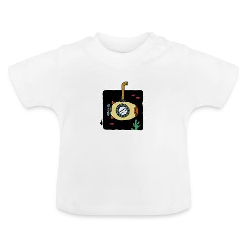 Sous-marin jaune - T-shirt Bébé