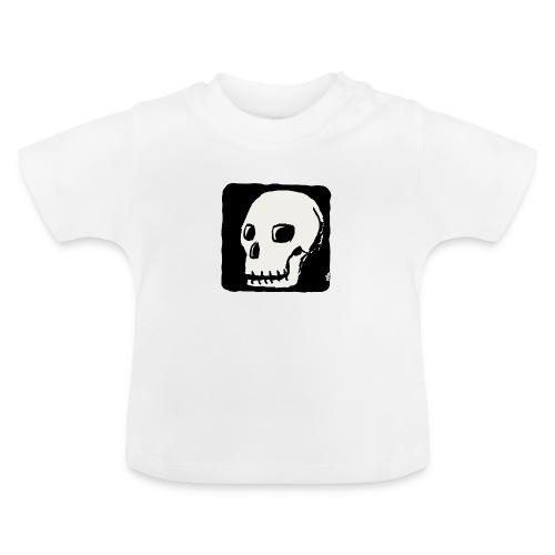 Crâne souriant - T-shirt Bébé