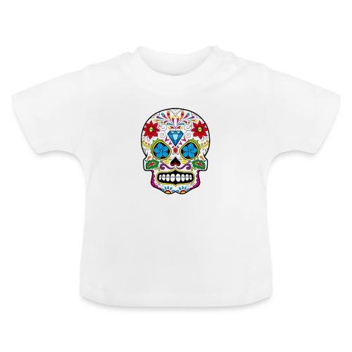 skull5 - Maglietta per neonato