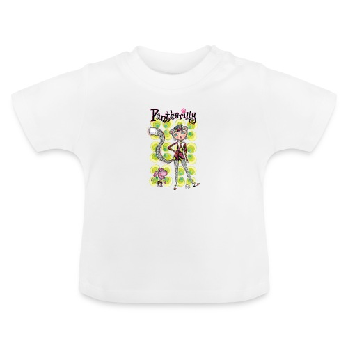 Pantherilly - Beat - Maglietta per neonato