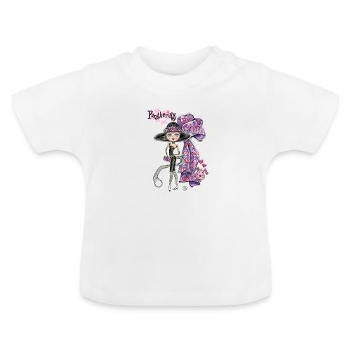 Pantherilly Tiffany - Maglietta per neonato