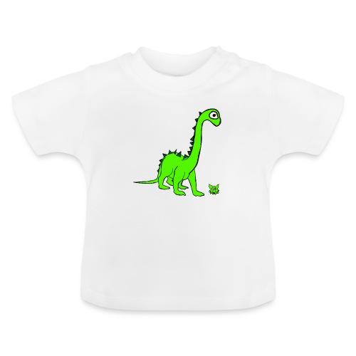 dinosauro - Maglietta per neonato
